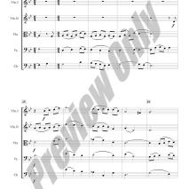Daughter of the Stars Preview Score p.4
