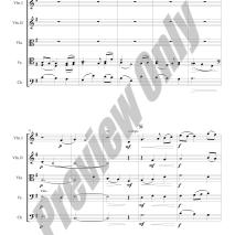Daughter of the Stars Preview Score p.8